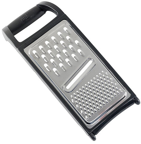 GOOD COOK - Chrome Universal Flat Grater