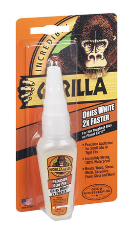 GORILLA - White Precision Glue Pen