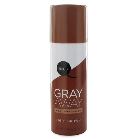 QB LABS - Gray Away Root Concealer Light Brown