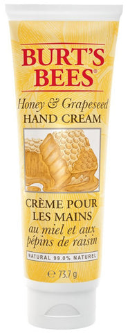 BURT'S BEES - Honey & Grapeseed Oil Hand Cream