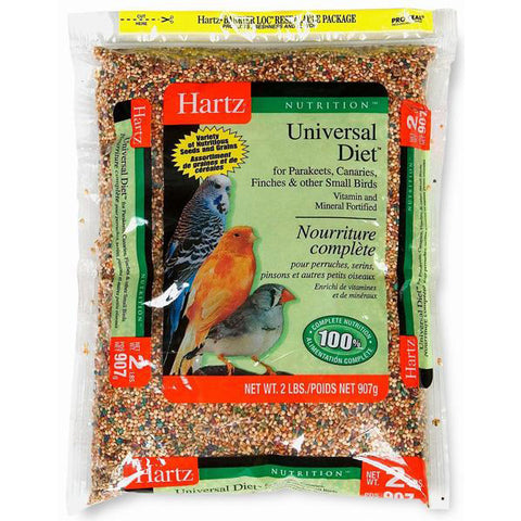 HARTZ - Nutrition Universal Diet for Small Birds