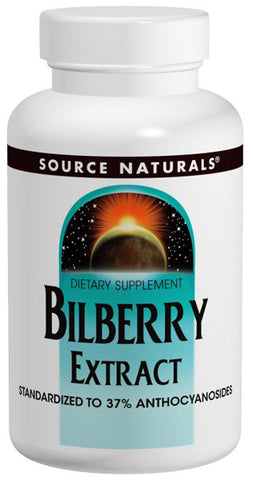 Source Naturals Bilberry Extract