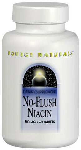 Source Naturals No Flush Niacin