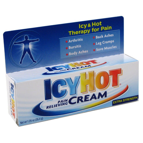 ICY HOT - Pain Relieving Cream Extra Strength