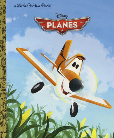 GOLDEN BOOKS - Disney Planes Little Golden Book