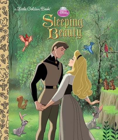 GOLDEN BOOKS - Sleeping Beauty (Disney Princess)