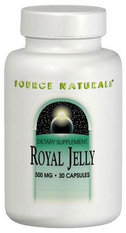 Source Naturals Royal Jelly