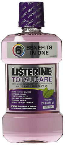 LISTERINE - Total Care Anticavity Mouthwash Fresh Mint