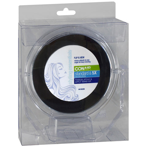 CONAIR - Flip and View Clear Mirror