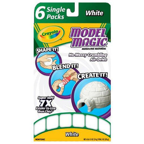 CRAYOLA - Model Magic Single Packs White