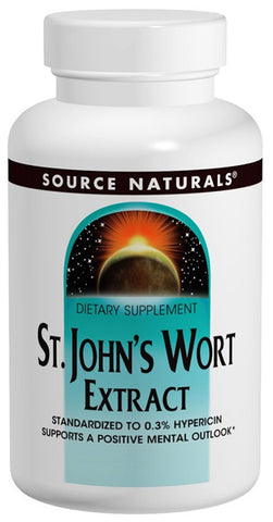 Source Naturals St Johns Wort Extract