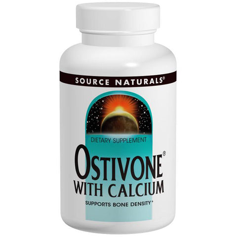 SOURCE NATURALS - Ostivone with Calcium