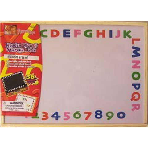 HOMEWARE - Magnetic Letters & Number Play and Storage Desk
