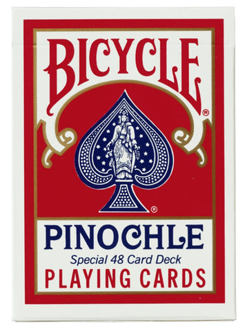 BICYCLE - Pinochle Playing Cards