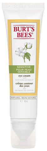 BURT'S BEES - Sensitive Eye Cream
