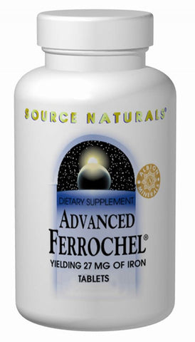Source Naturals Advanced Ferrochel