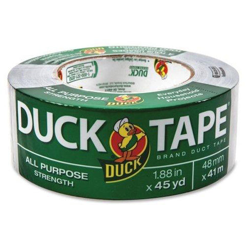 DUCK - All Purpose Strength Duct Tape Silver