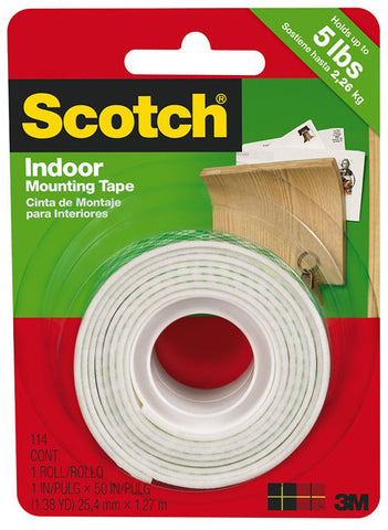 SCOTCH - 3M Heavy Duty Mounting Tape