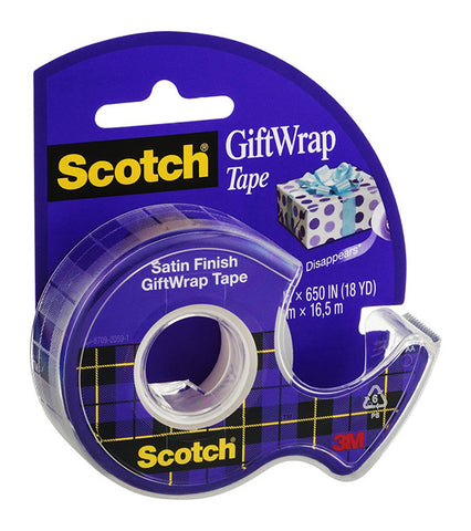 SCOTCH - GiftWrap Tape