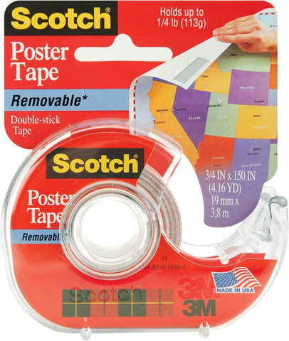 SCOTCH - Wallsaver Removable Mounting Tape