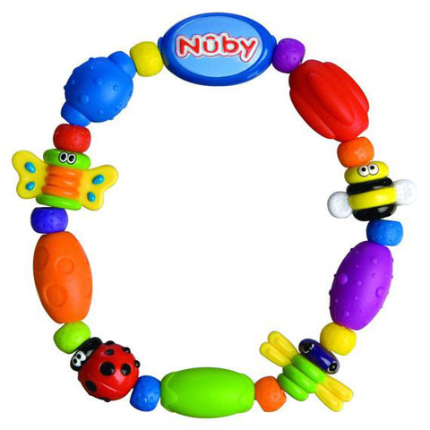 NUBY - Bug A Loop Teether Bead