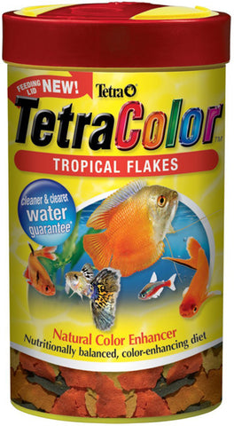 TETRA - TetraColor Tropical Flakes