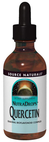 Source Naturals Quercetin NutraDrops 134 mg Liquid