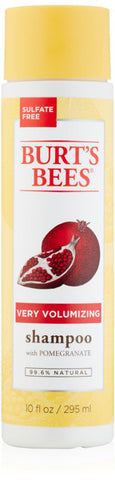 BURT'S BEES - Very Volumizing Pomegranate Shampoo