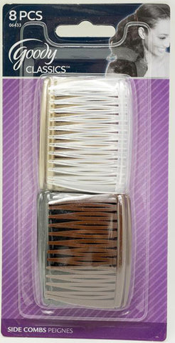 GOODY - Classics Multi Pack Short Side Combs