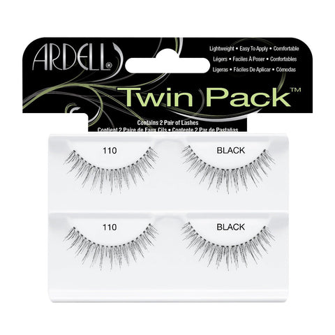 ARDELL - Twin Pack Lashes 110 Black