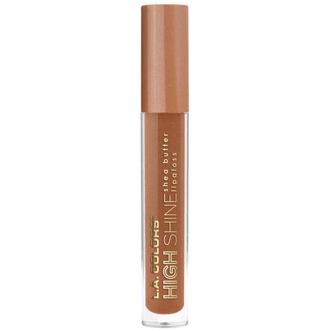 L.A. COLORS - High Shine Shea Butter Lipgloss CLG935 Snuggle