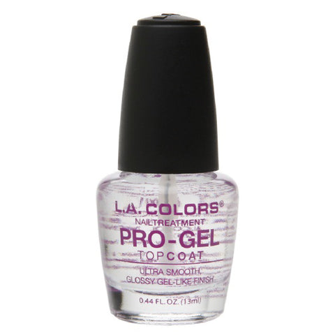 L.A. COLORS - Pro-Gel Top Coat Nail Treatment