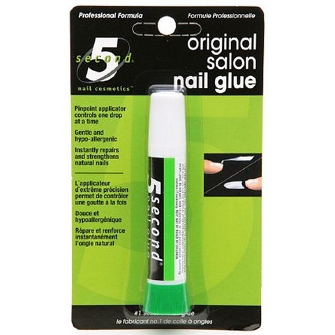 5 SECOND - Salon Nail Glue Original