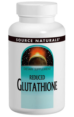 Source Naturals Reduced Glutathione