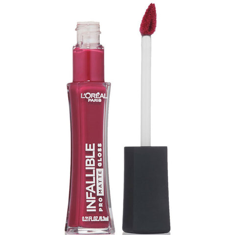 L'OREAL - Infallible Pro-Matte Gloss Rebel Rose