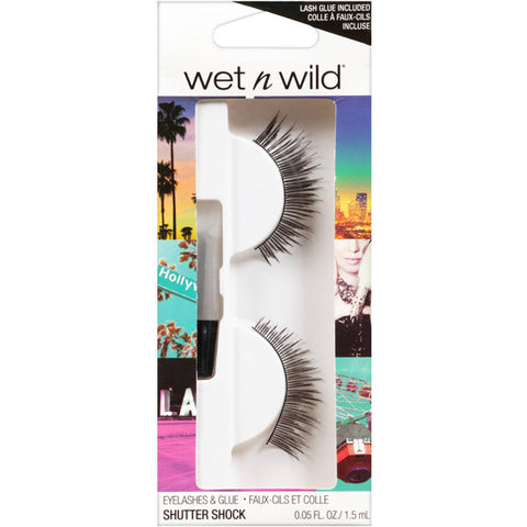 WET N WILD - Eyelashes & Glue Shutter Shock
