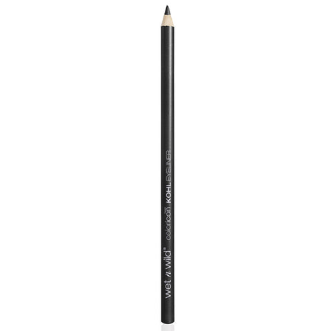 WET N WILD - Color Icon Kohl Liner Pencil #601A Baby's Got Black