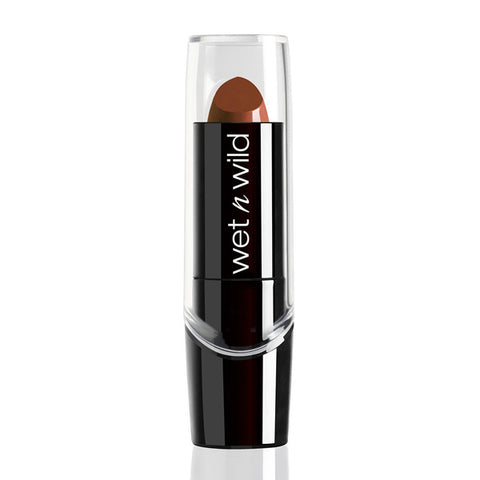 WET N WILD - Silk Finish Lipstick #534B Mink Brown