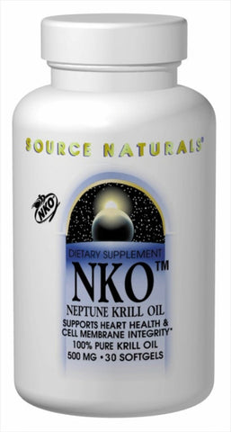 Source Naturals NKO Neptune Krill Oil