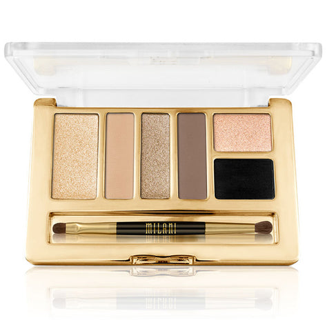 MILANI - Everday Eyes Powder Eyeshadow Collection Must Have Neutrals