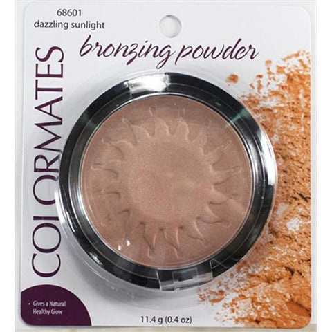 COLORMATES - Bronzing Powder Dazzling Sunlight