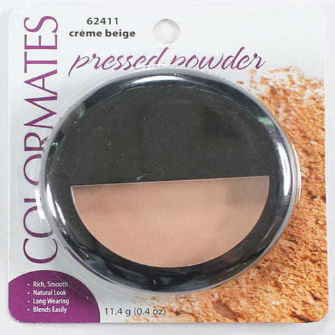 COLORMATES - Pressed Powder Creme Beige