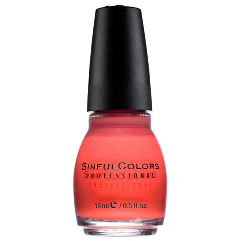 SINFUL COLORS - Professional Nail Polish #108 Timbleberry