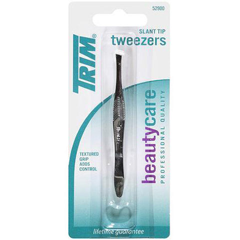 TRIM - Beauty Care Slant Tip Tweezer