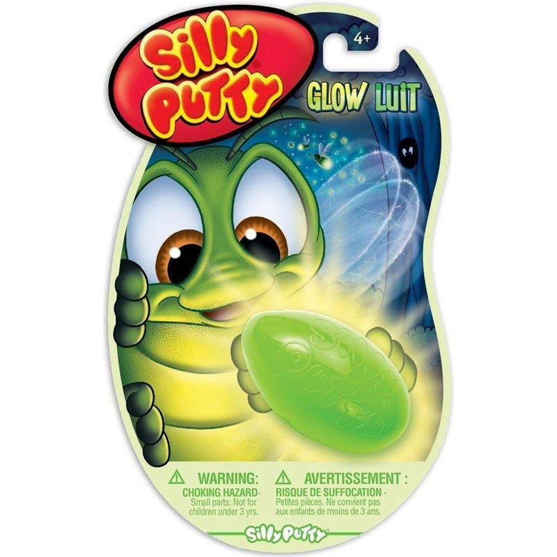SILLY PUTTY - Glow in the Dark