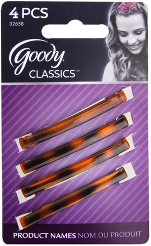 GOODY - Classics Stay Tight Barrette Mock Tort 2""