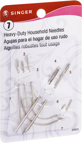 SINGER - Heavy-Duty Household Needles