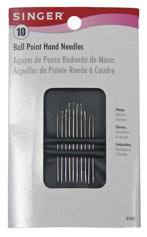 SINGER - Ball Point Assorted Hand Needles