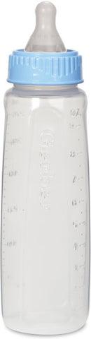 GERBER - First Essentials Clearview Bottle with Latex Nipple