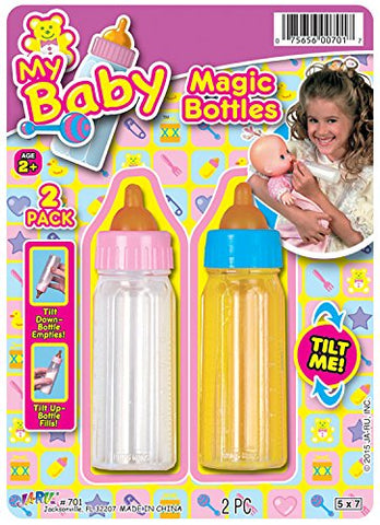 JA-RU - Magic Bottles Milk&Juice